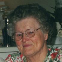 """Mrs. Mildred """"Millie"""" Elliott"""