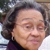 Mrs. Edna Mae Carriere