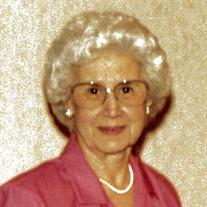 Mildred Victoria Mattingly