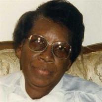 Mrs. Louise Daniel