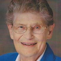 Sister Regina Le Mere