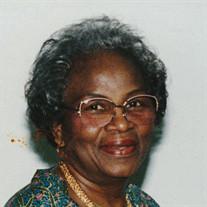 Mrs. Ella  Mae Bethay