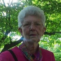 Mary Lou Webber