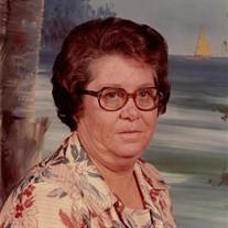 Evelyn Pearl Baker