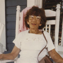 Mrs. Margaret C. Hale
