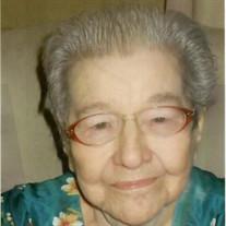 Bertha Menard Doucet