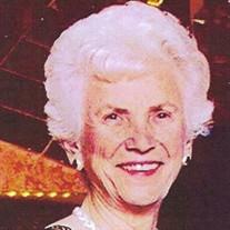 Mrs. Edith L. Nicholson Holmes