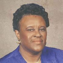 Mrs. Eldoris Simmons