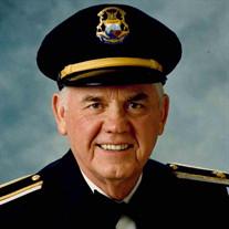 Inspector (Ret) Robert M. Jackson