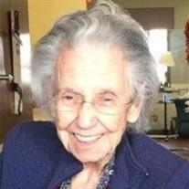 A. Doris Vaughn