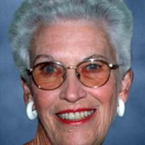 Mrs. Mary June Gurthet