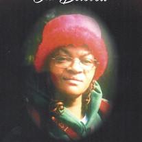 Ms.  Luvenia Lamoral Hillard