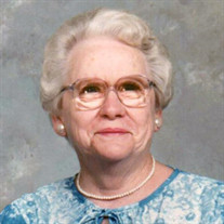 Mrs. Anna Margaret Nettles Ray