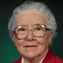 Mina E. Walsh