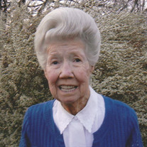 Mrs. Mary Evelyn Haney