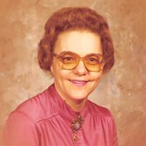Mrs. Mary Howle Smith