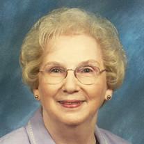 Mrs. Muriel Clarice Hillis Bell