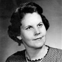 Dorothy Louise Hurst