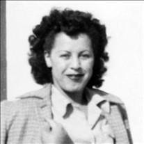 Louise Elizabeth Worley