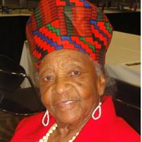 Mrs. Mary Lee Elliott