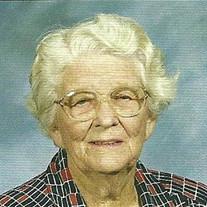 Velma Lee (Waller) Grider