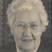 Alberta Tedford