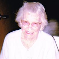 Martha Lee Alderman Roberts