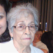 Louise  Vincenta Santistevan