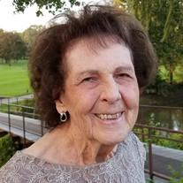 """Gladys """"Rosemary"""" Janowicz"""