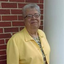 Mary Ann Belford