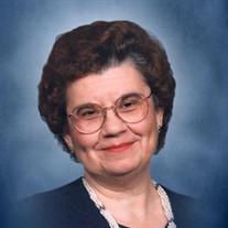 Mrs. Martha Louise Allison Melton
