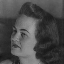 Margaret Edwina Oglesby