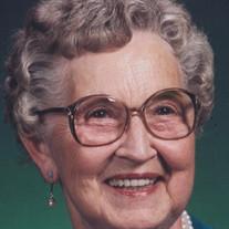 Audrey L. Hodskins Fogle