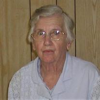 Frances Inez Miles Shay