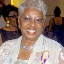 Mrs. Andriette Peterson Johnson