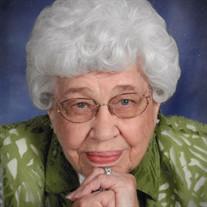 Fannie Lucille Menscer Rayson