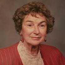 "Mrs. Maxine Henry ""Mickie"" Garland"