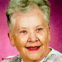Dolores S. (Packer) Shroyer Harding