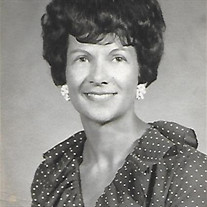 Mrs. Betty Jean Wysocki
