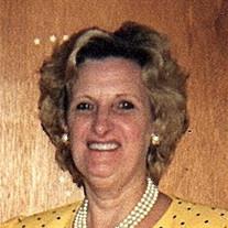 Mary Peggy McGill
