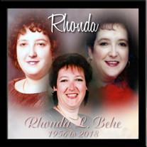 Rhonda L. (Clevenger) Behe