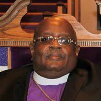 Bishop  Charles  Henry  Brewer Jr
