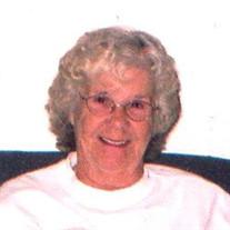 Mrs. Gladys Marie Lucas Cox