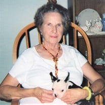 Mrs. Josephine Laura McCorvey Bruce