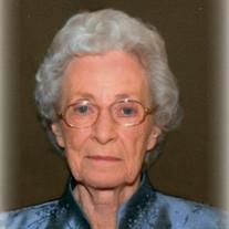 Martha Frances Pullen