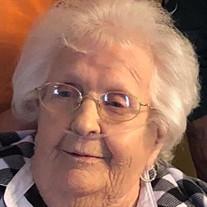 Mrs. Hilda  Marie McDowell