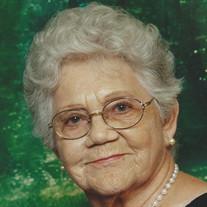 """Mrs. Dorothy J. """"Dot"""" Beyer"""