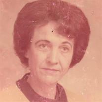 Estelle Vanhorn