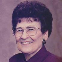 Edna Mae Trecker