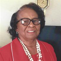 Mrs. Amanda Alberta Davis Screws